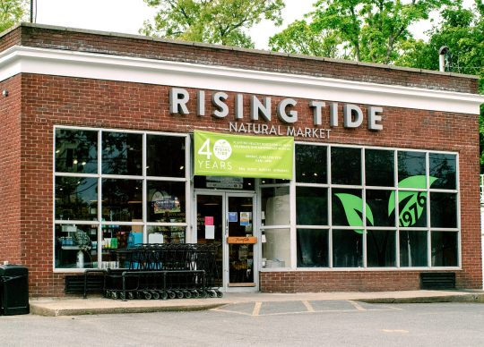 Rising Tide Natural Market - Glen Cove, NY