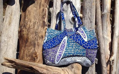 Glen Cove Native Makes One-of-A-Kind Beach Bags