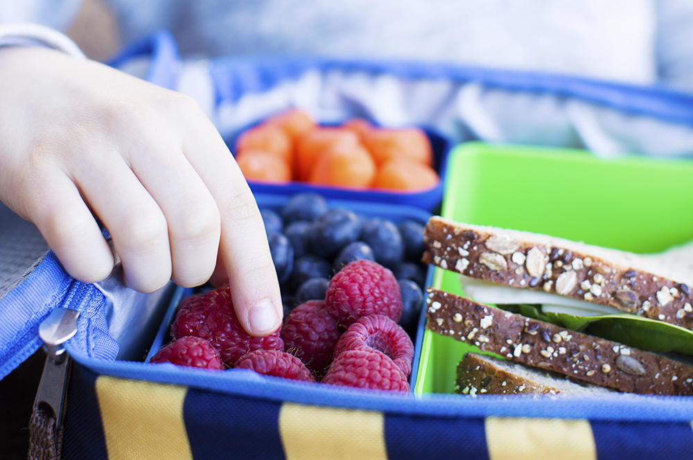 The Healthy Lunchbox: Time to Get Creative!