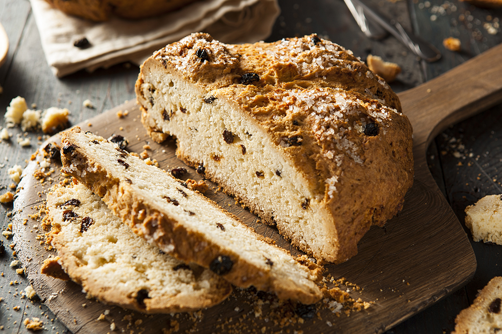 RECIPES: Irish Soda Bread