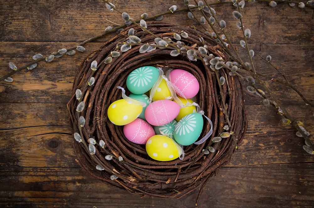This Year, Hack Your Easter Basket