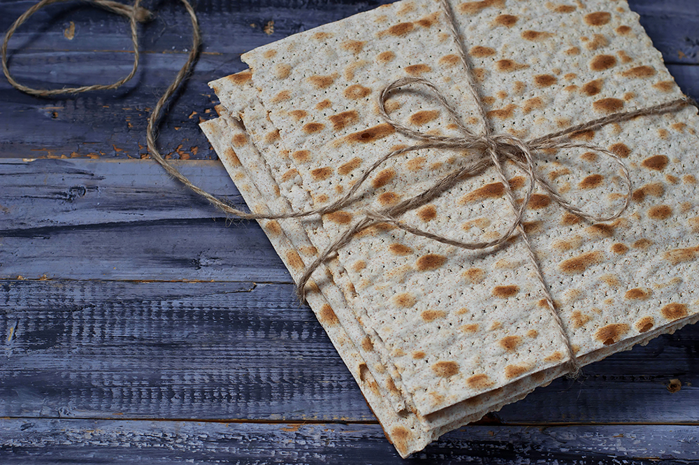 RECIPES: A Vegan Passover