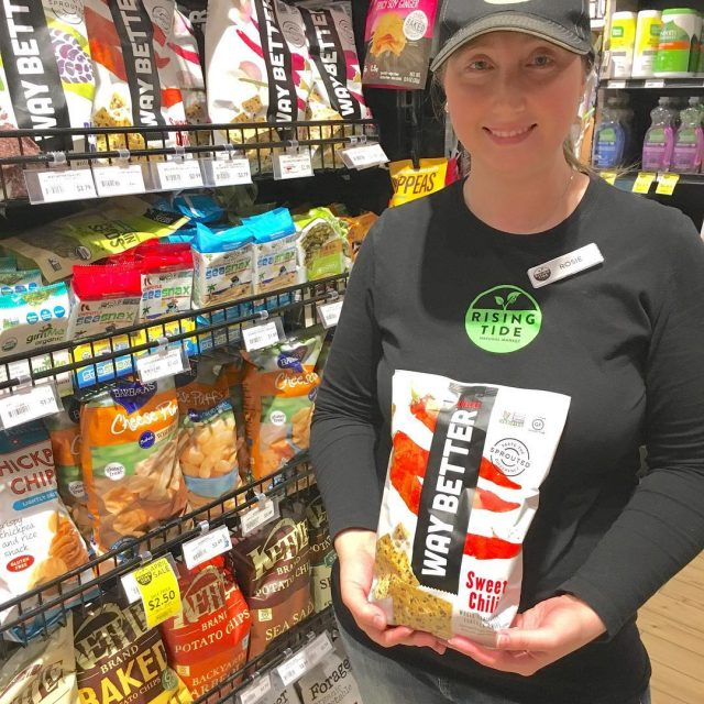 STAFF PICK OF THE WEEK Rosies favorite healthy snack ishellip