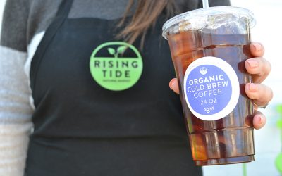NEW: Organic Cold-Brew Iced Coffee from Chameleon