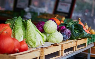 It's Time to Visit Your Local Farmer's Market