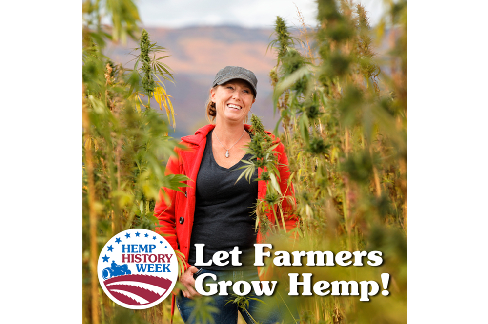 Hemp History Week, June 5-11