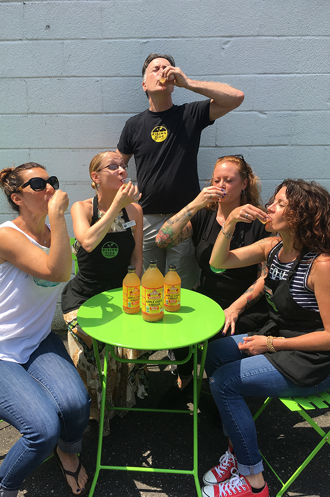STAFF CHALLENGE: Feeling' Good with ACV