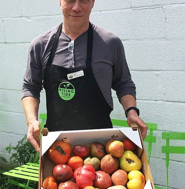 STAFF PICK OF THE WEEK Colorful tasty organic heirloom tomatoeshellip