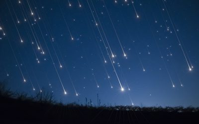 Meteor Showers (and Hot Coffee!)