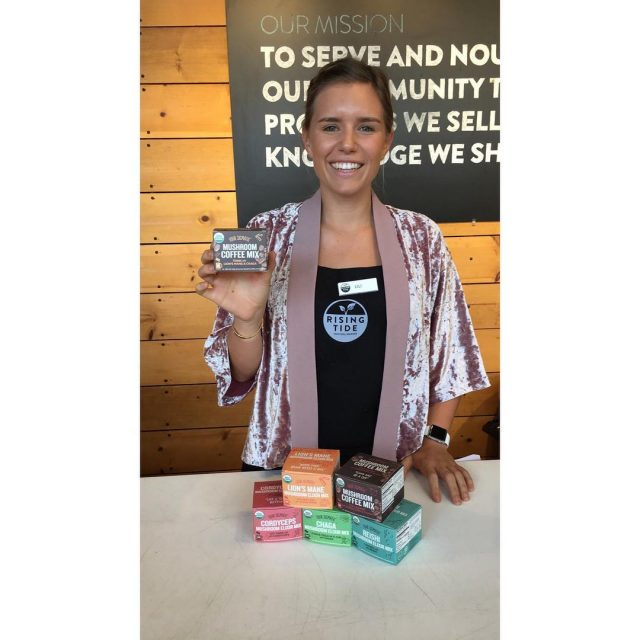 liligahagan staff pick of the week is foursigmatic Mushroom Coffeehellip