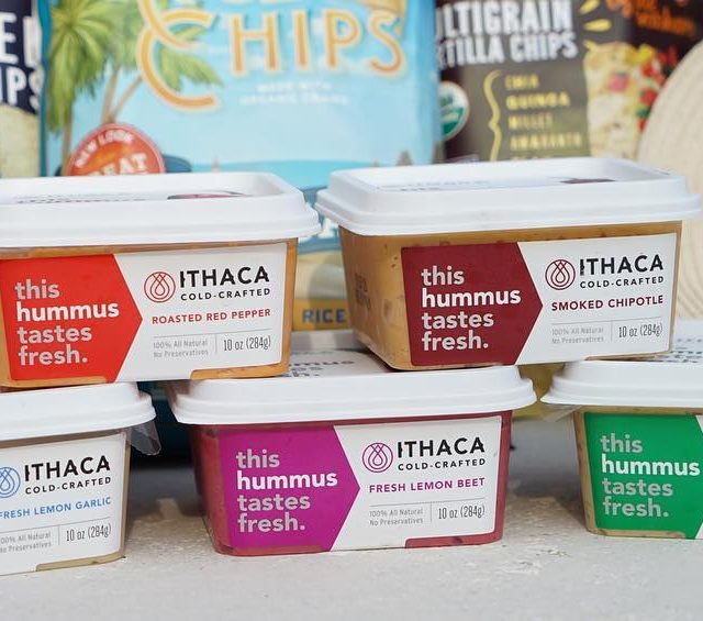 Were all about ithacacoldcrafted this month The freshesttasting hummus wevehellip