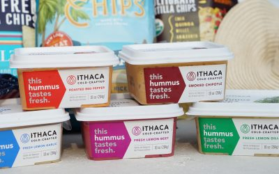 LOCAL FLAVOR: RT Chats with Ithaca Hummus