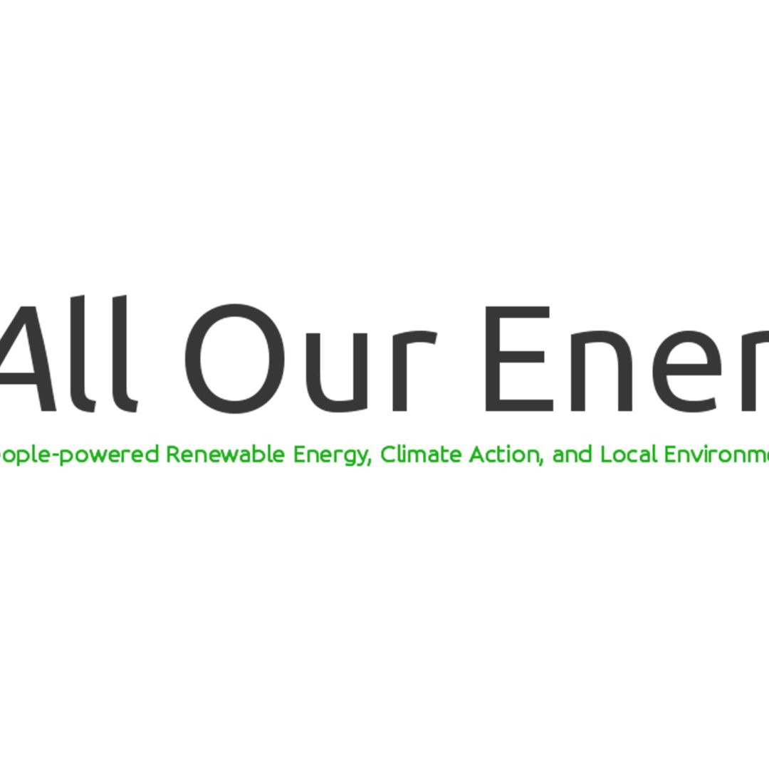 CHARITY OF THE MONTH: All Our Energy