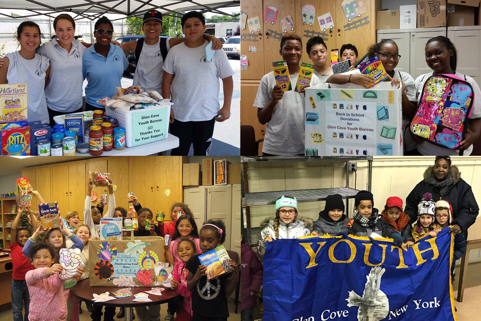 CHARITY OF THE MONTH: City of Glen Cove Youth Bureau