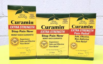 FEATURED PRODUCT: Curamin Extra Strength Provides Natural Pain Relief