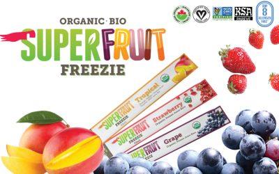 FEATURED PRODUCT: Deebee's Organics Superfruit Freezies