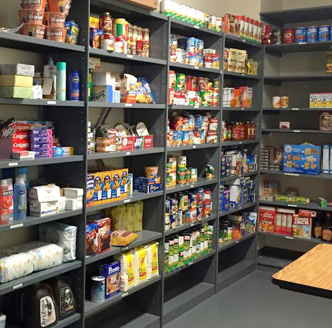 CHARITY OF THE MONTH: Finley Middle School Food Pantry