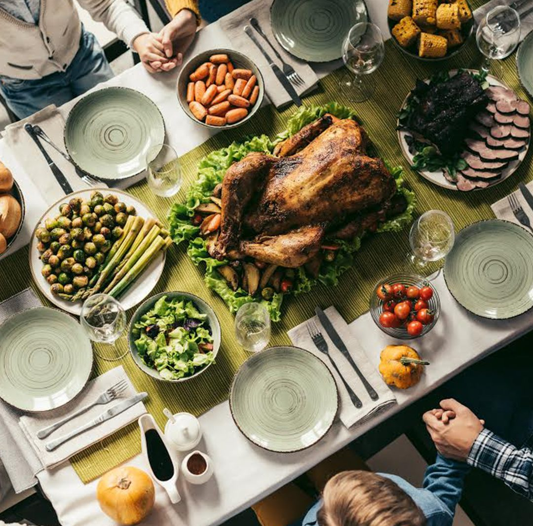 WELLNESS TOP 3: Ditch Digestive Blues This Thanksgiving