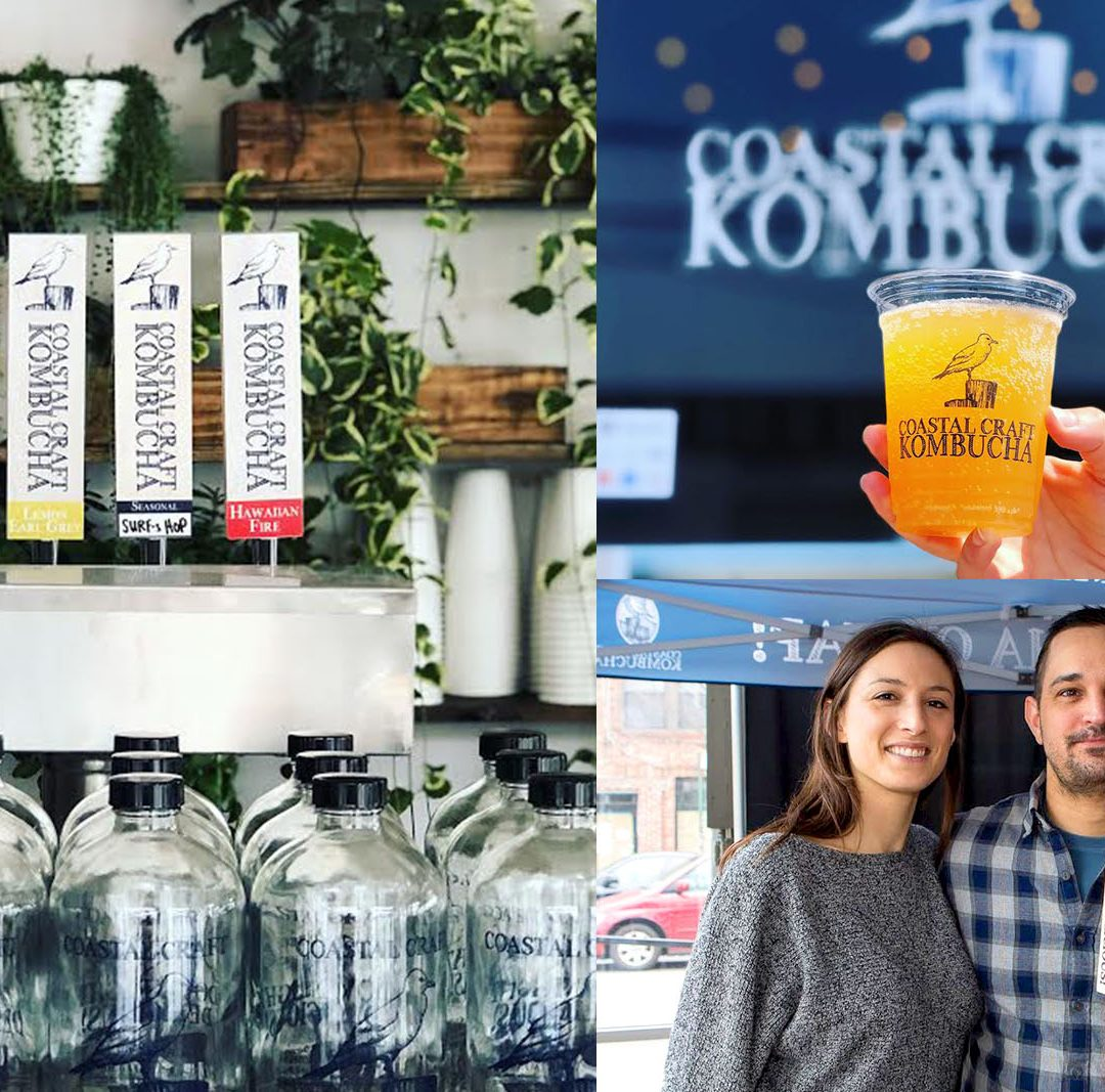 LOCAL FLAVOR: Coastal Craft Kombucha