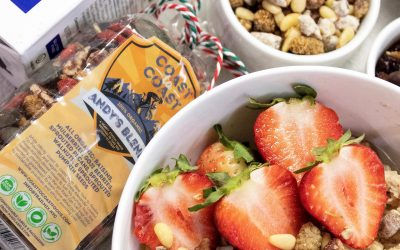 LOCAL FLAVOR: Coast to Coast Trail Mix