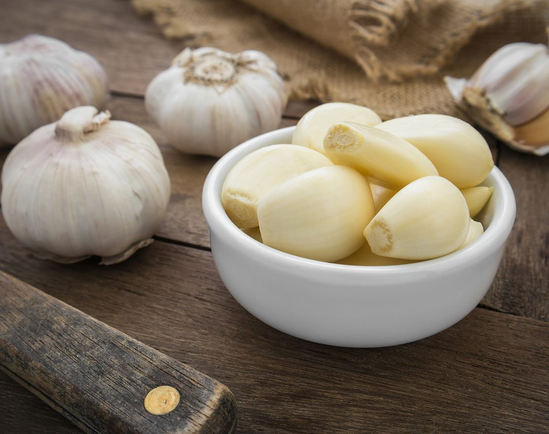 RECIPES: Get a Flavor Kick (and a Healthy Heart) By Cooking with Raw Garlic