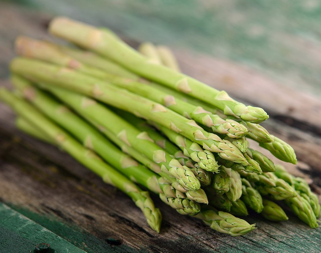 RECIPES: Asparagus!