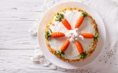 RECIPES: Vegan Easter Desserts