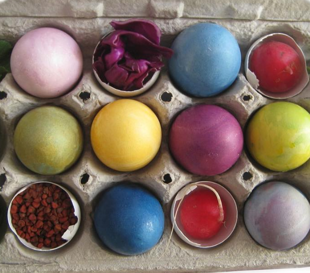 FEATURED PRODUCT: ColorKitchen Plant-Based Egg Coloring Kit