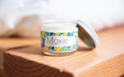 LOCAL FLAVOR: Moxie Cream Natural Deodorant