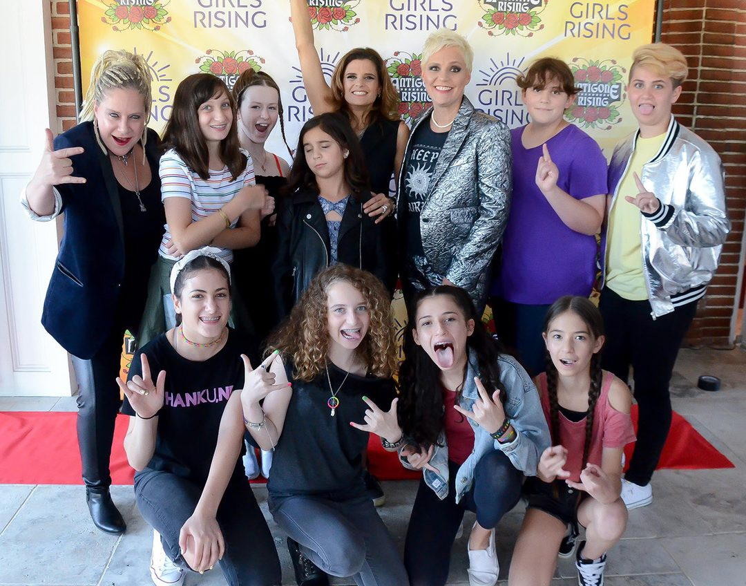 CHARITY OF THE MONTH: Girls Rising