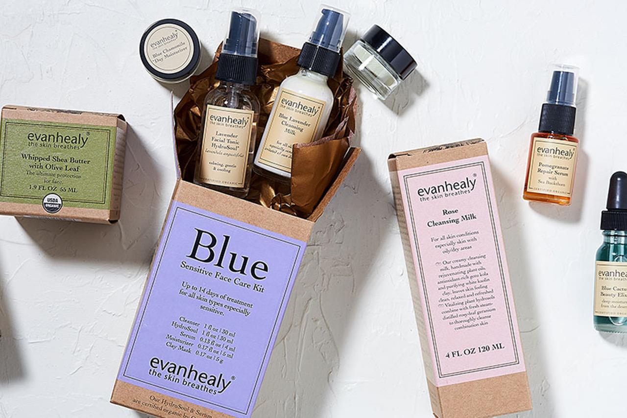 NEW: Evanhealy Skin Care