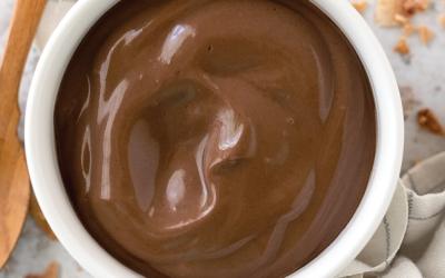 RECIPES: Vegan Chocolate Pudding