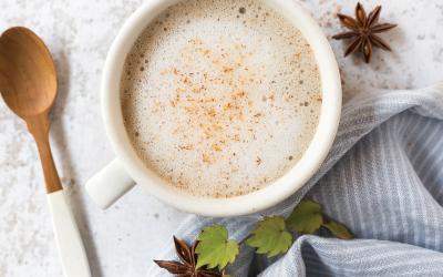 RECIPES: Fall Spiced Latte