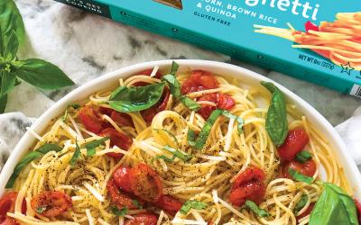 RECIPES: Spaghetti & Cherry Tomato Sauce