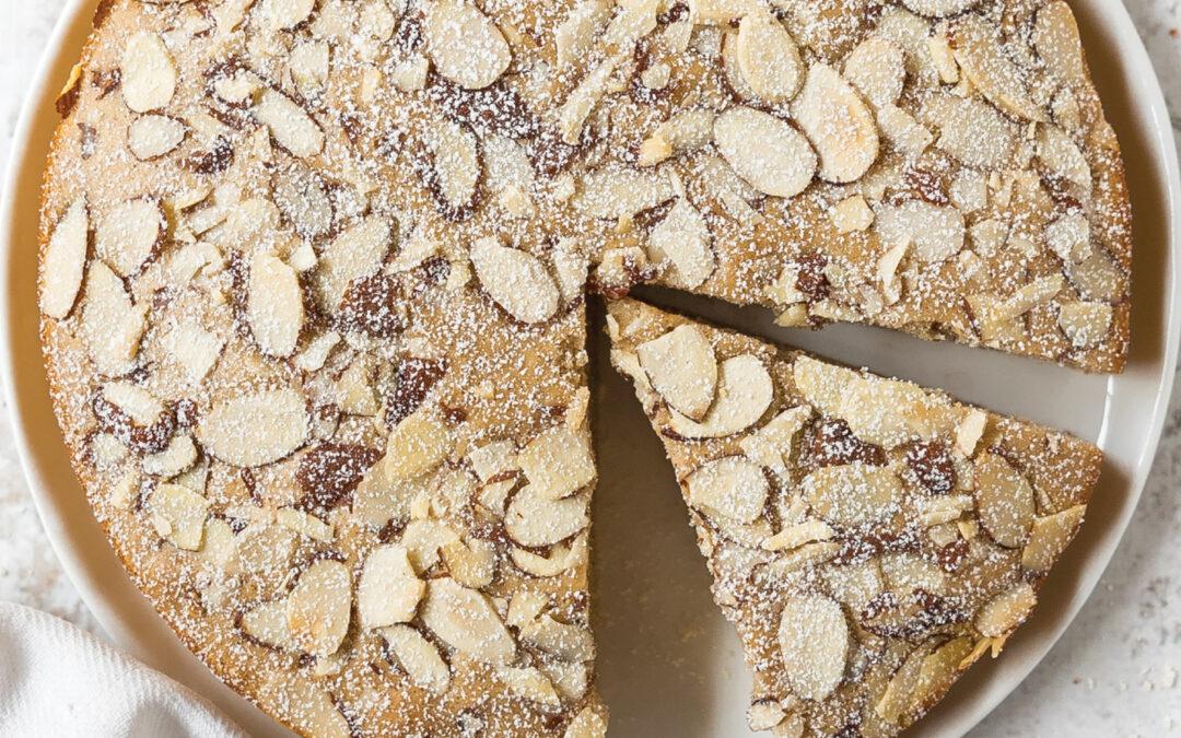RECIPES: Grain-Free Almond Cake