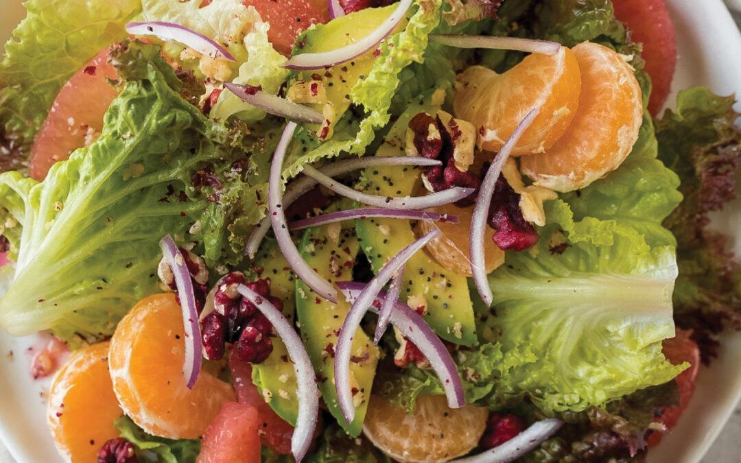 RECIPES: Detox Citrus Salad