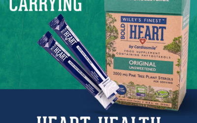 Wiley's Finest® Bold Heart